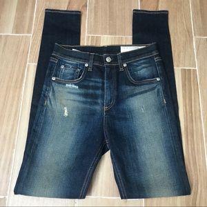 Rag & Bone Justine Skinny Jeans, 26 NEW CONDITION